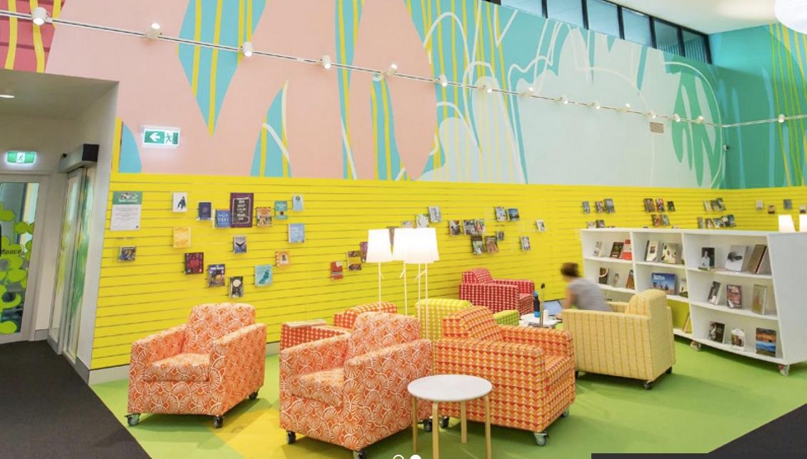 Chermside Library, Brisbane