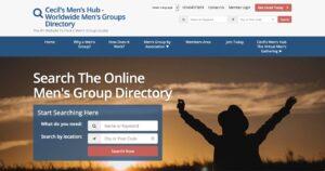 Cecil's Men's Hub ~ Worldwide Men's Groups Directory