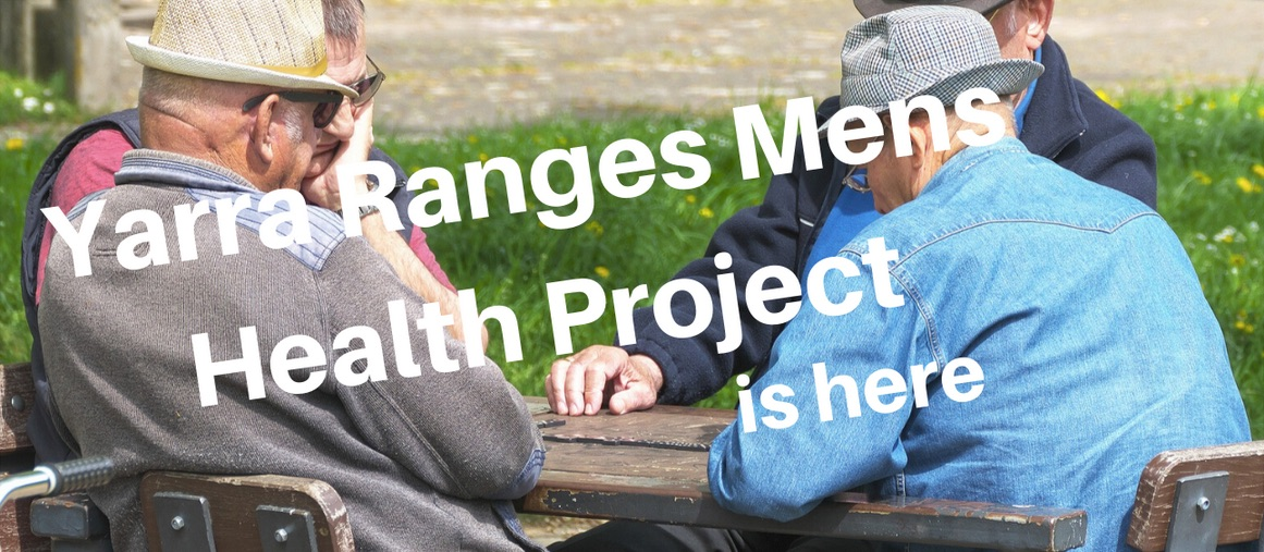 Yarra Ranges Men's Health Project