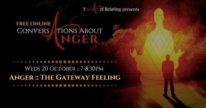 Conversations About Anger - The Gateway Feeling